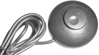 Установка датчика температуры SCHER-KHAN TE-1.