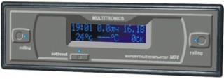Multitronics M76v Бортовой компьютер.